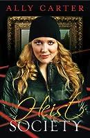 Heist Society (Heist Society, #1)