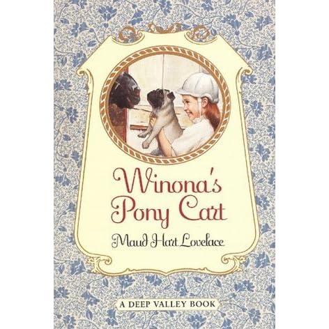 Winona's Pony Cart (Deep Valley, #3) by Maud Hart Lovelace