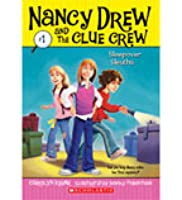 Sleepover Sleuths (Nancy Drew And The Clue Crew, No 1)