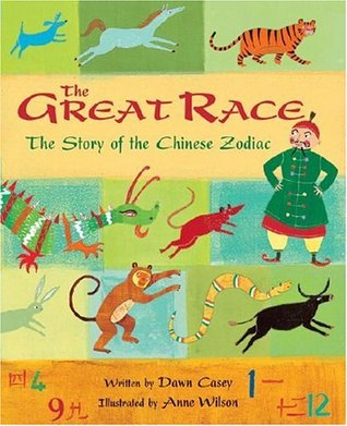 The Great Race by Dawn Casey