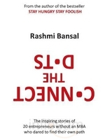 Connect The Dots by Rashmi Bansal