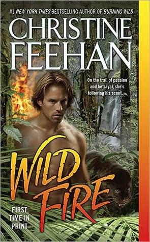 Wild Fire (Leopard People, #3)