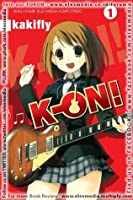 K-ON! vol. 01 (Indonesian)