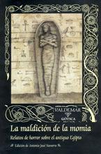 La maldición de la momia: Relatos de horror sobre el antiguo Egipto