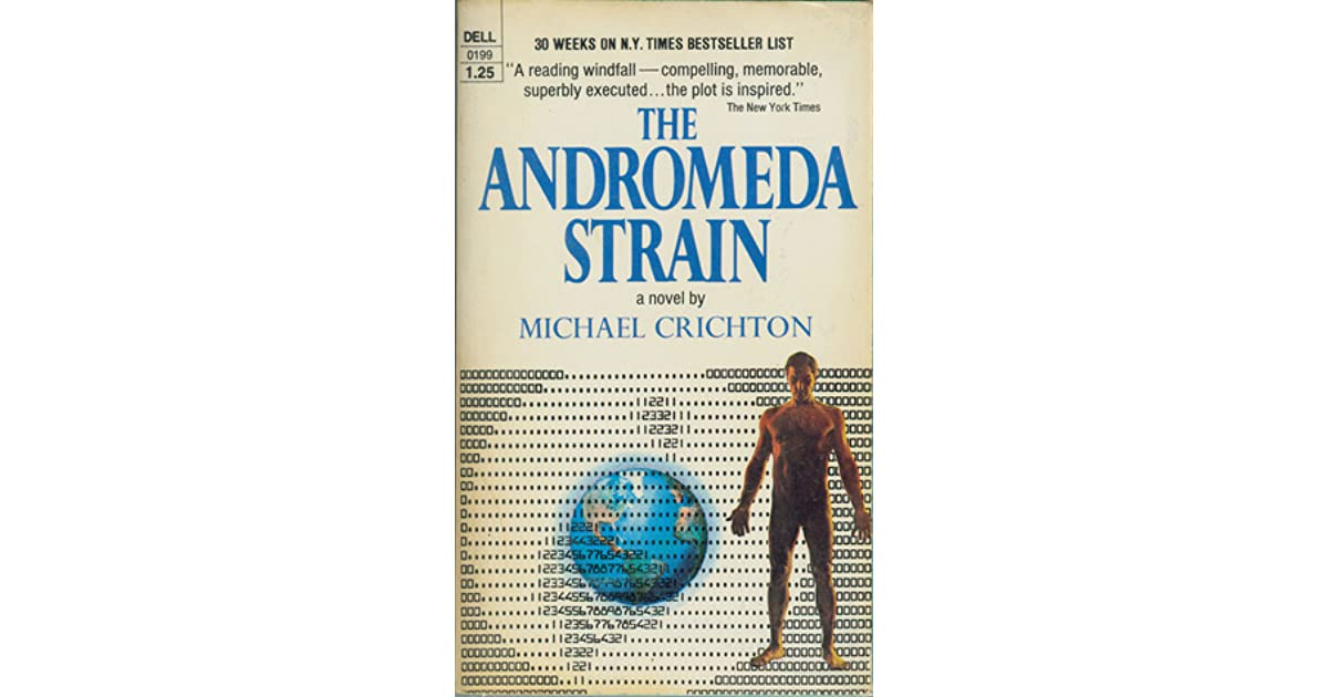 a review of the andromeda strain by michael crichton
