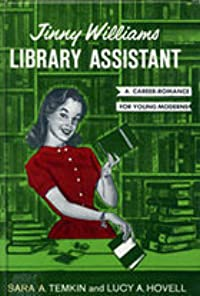 Jinny Williams: Library Assistant
