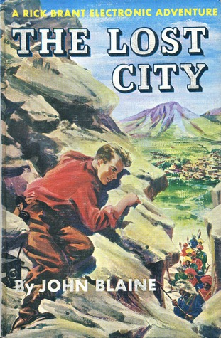 The Lost City (A Rick Brant Electronic Adventure, #2)