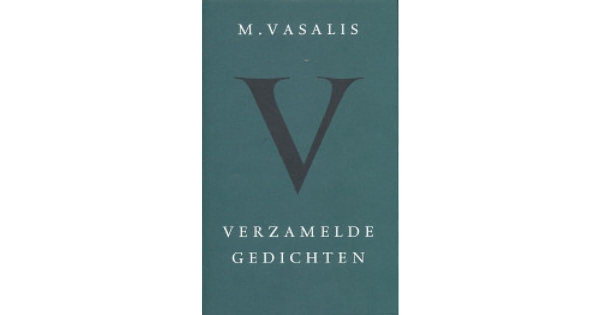 Verzamelde Gedichten By M Vasalis