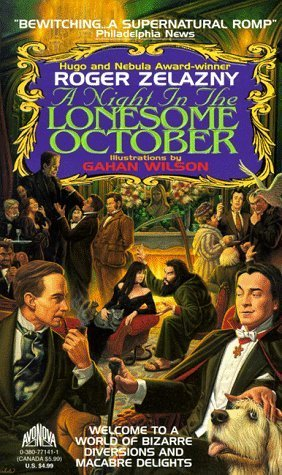 A Night in the Lonesome October
