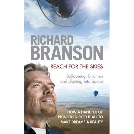 Reach for the Skies: Ballooning, Birdmen And Blast ...