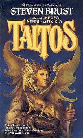 Taltos (Vlad Taltos, #4)