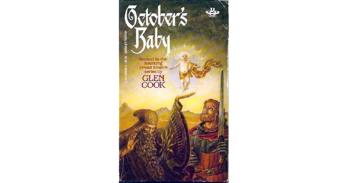 October Baby Book