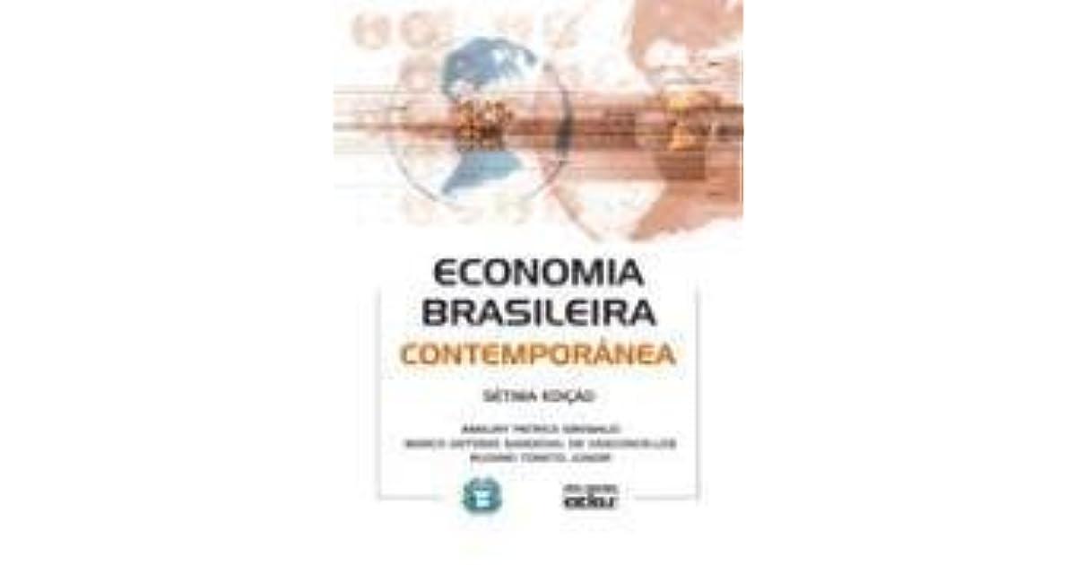 Economia Brasileira Contemporanea Gremaud Pdf