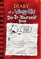 Do it yourself book by jeff kinney do it yourself book diary of a wimpy kid solutioingenieria Choice Image