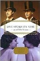 Love Speaks Its Name
