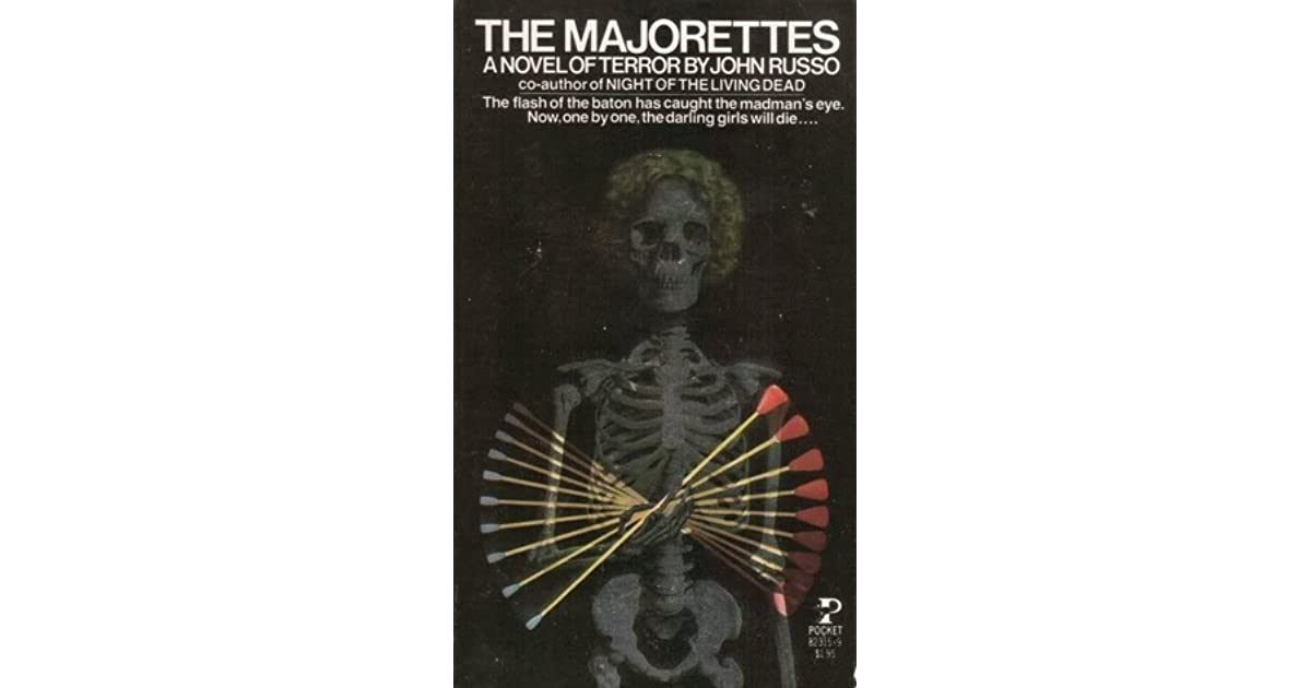 The Majorettes by John Russo