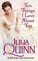 Ten Things I Love About You (Bevelstoke, #3)