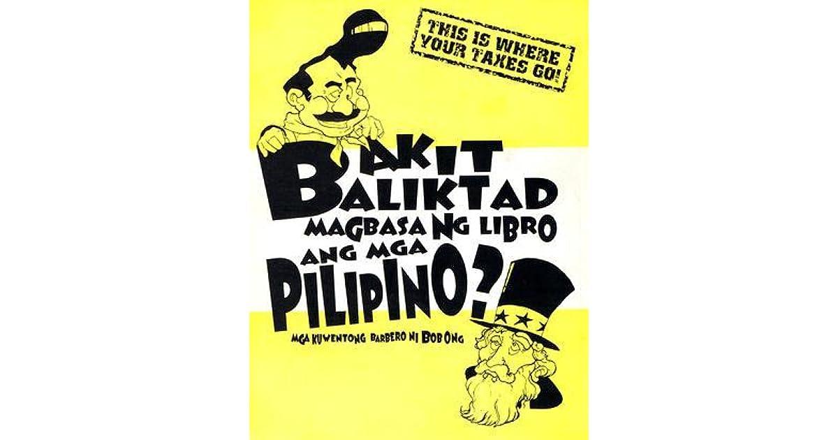 Bakit Baliktad Magbasa Ng Libro Ang Mga Pilipino Pdf