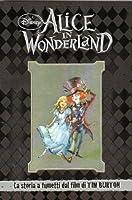 Disney's Alice in Wonderland: La storia a fumetti dal film di Tim Burton