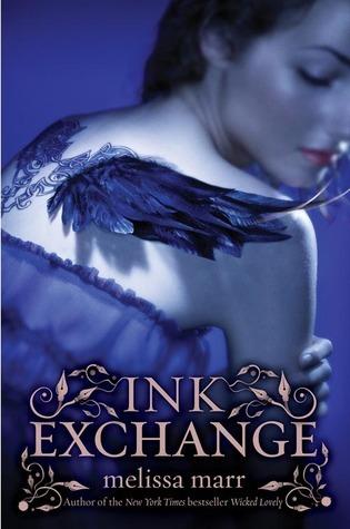 2 Ink Exchange - Melissa Marr