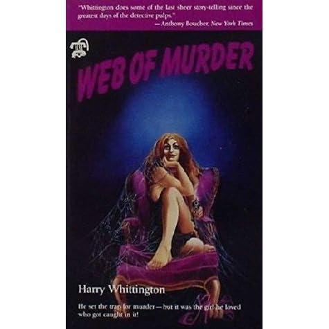 Web of Murder by Harry Whittington
