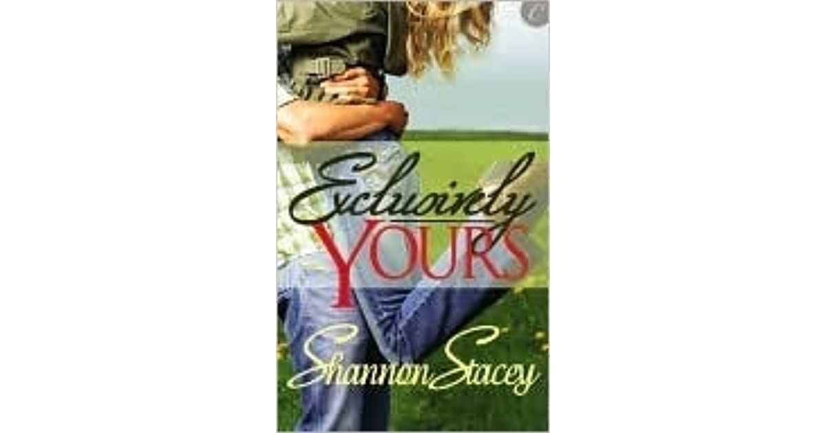Pdf shannon undeniably yours stacey