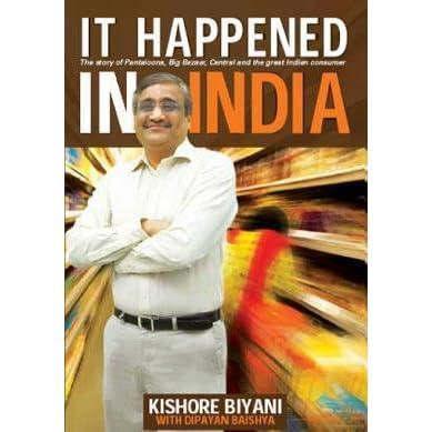 India it book in happened