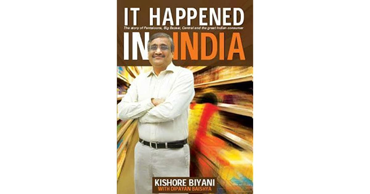 Kishore biyani biography