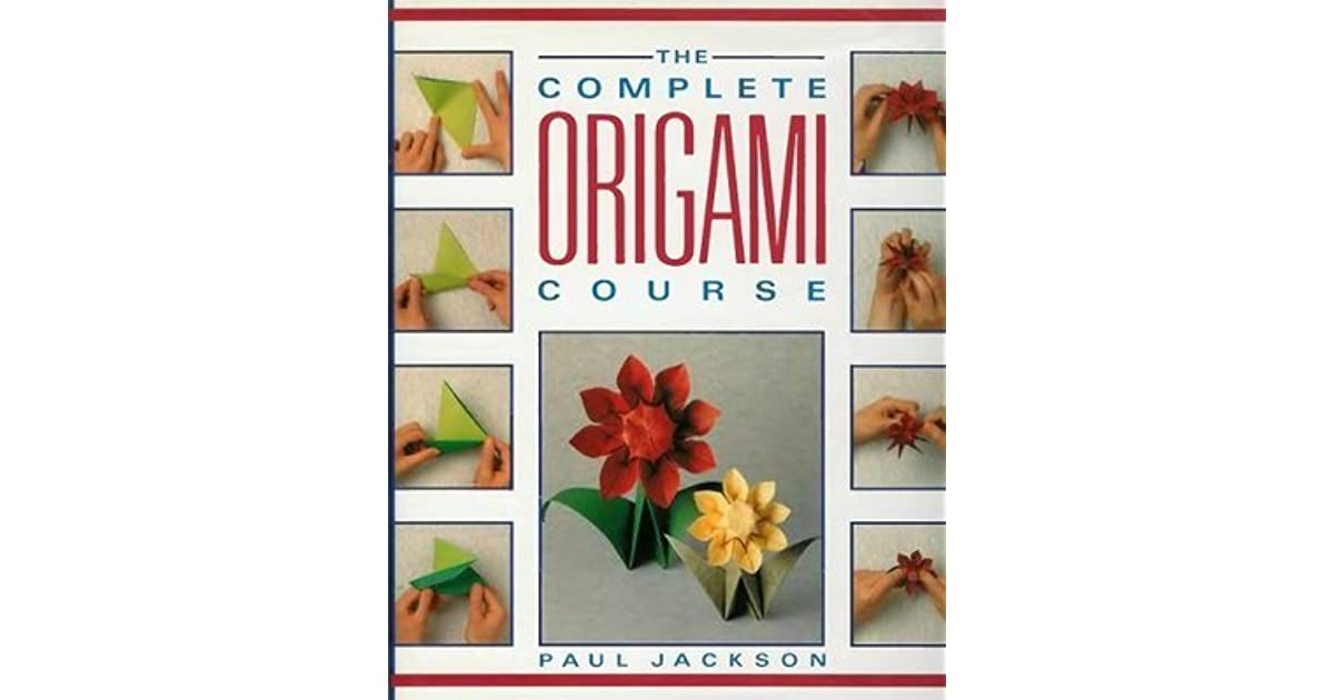 The complete origami course by paul jackson fandeluxe Choice Image