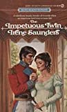 The Impetuous Twin by Irene Saunders