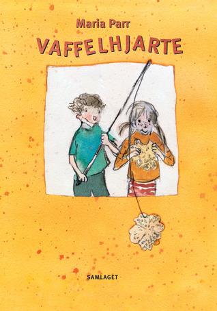 Vaffelhjarte by Maria Parr