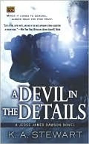 [Reading] ➷ A Devil in the Details  Author K.A. Stewart – Submitalink.info