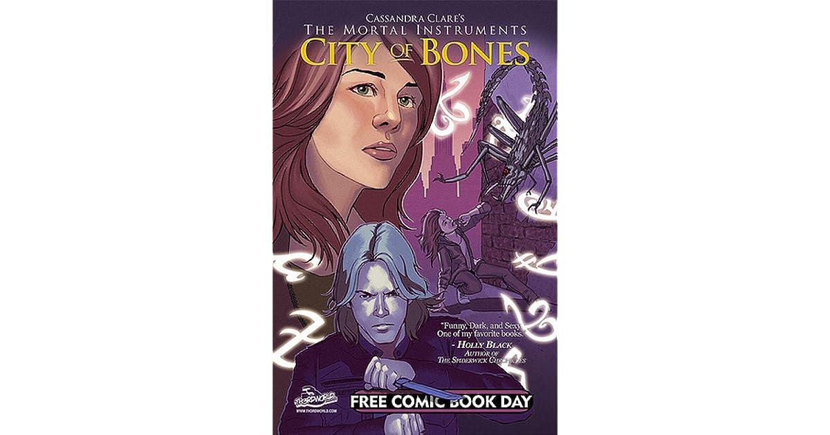 The Mortal Instruments City Of Bones By Cassandra Clare