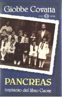 Pancreas: trapianto del libro Cuore