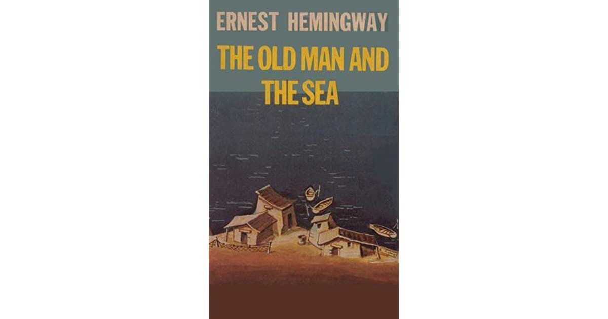 a look at ernest hemingways great work old man and the sea Once again i return to the work of ernest hemingway after an almost 50 year hiatus the old man and the sea is a magnificent story at one level it is the tale of a man and a fish, at another, a story of man versus nature, at yet another, the story of the culture of manhood, courage, bravery in the.