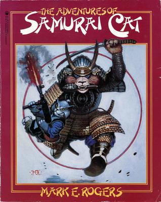 The Adventures of Samurai Cat
