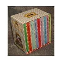 Little House on the Prairie Boxed Set (Little House, #1-9)