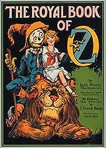 The Royal Book of Oz (Oz, #15)