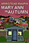 Mary Ann in Autumn (Tales of the City, #8) cover
