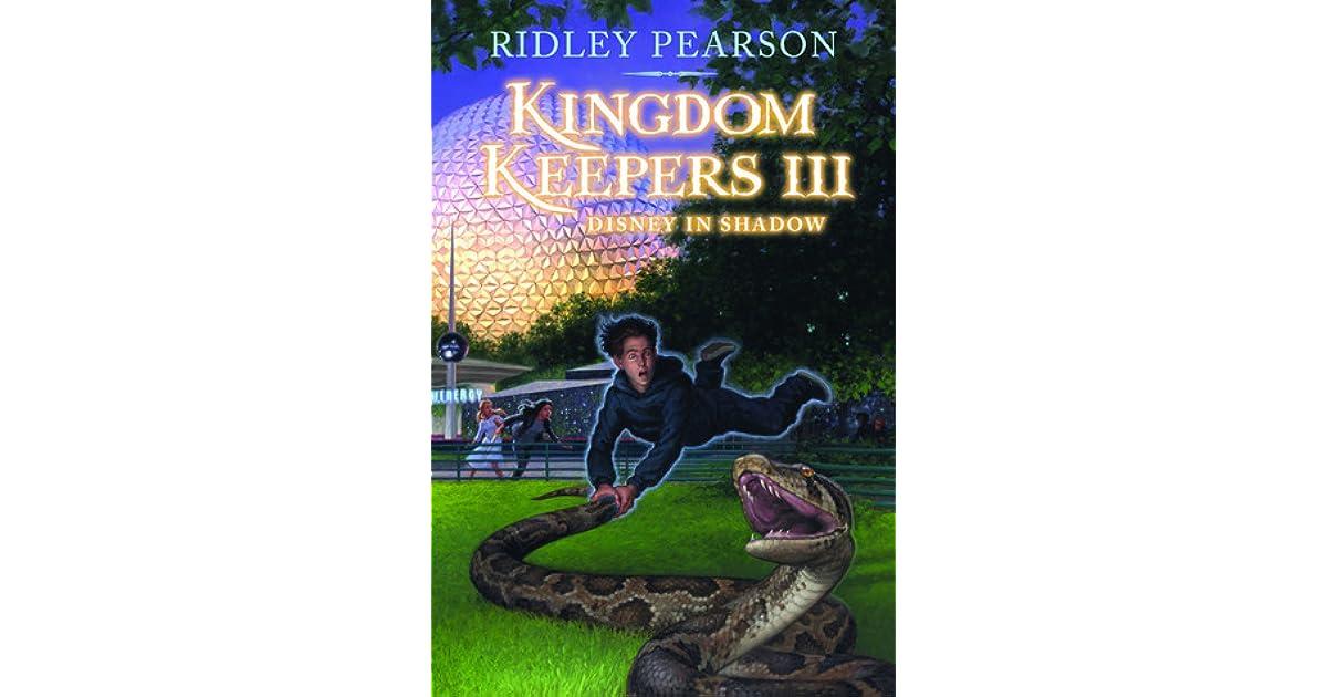 kingdom keepers 3 summary