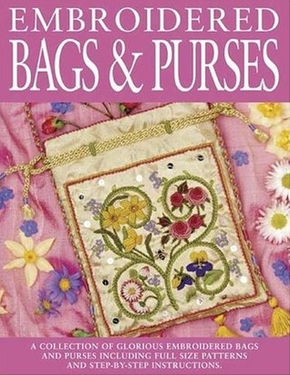 Embroidered Bags /& Purses