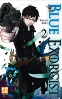 Blue Exorcist, Tome 2 (Blue Exorcist, #2)