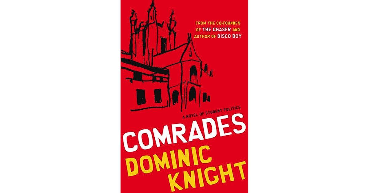 comrades knight dominic