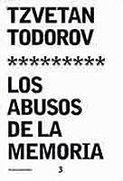 Los abusos de la memoria