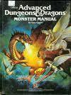 Monster Manual (Advanced Dungeons & Dragons 1st Edition, Stock #2009)