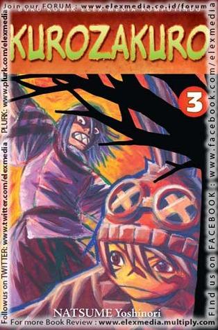 Kurozakuro Vol. 3 by Yoshinori Natsume