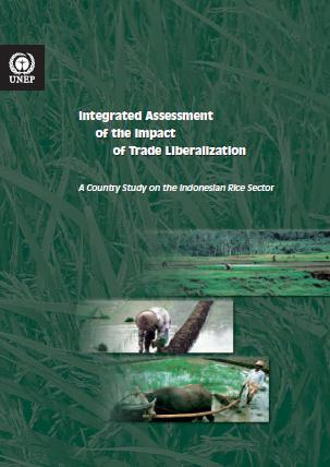 Integrated Assessment of the Impact of Trade Liberalization: A Country Study on the Indonesian Rice Sector