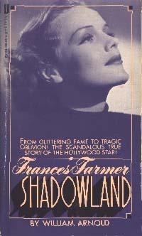 Frances Farmer by William Arnold