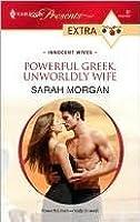 Powerful Greek, Unworldly Wife
