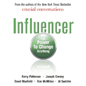 Influencer: The Power to Change Anything (Audiobook)